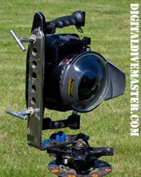 Lake Michigan's only Underwater Panoramic Camera Rig!